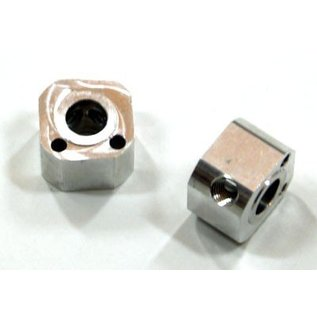 HARM Racing Front hub alloy with pins 10,5 mm, 2 pcs.