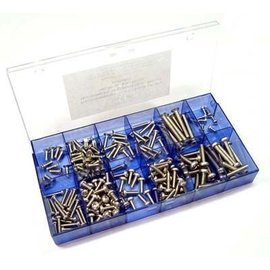 HARM Racing Torx Screw kit, 12 different types