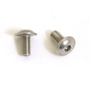 HARM Racing Flange head screw M3, 10 pcs