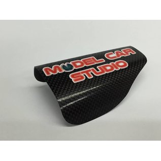 Model Car Studio Exhaust gas protection