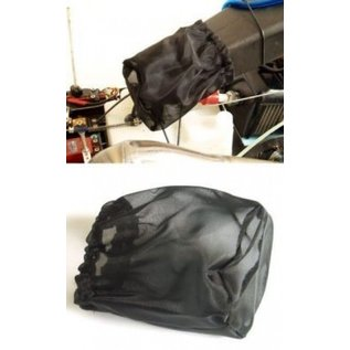 HARM Racing Air filter protection cap black
