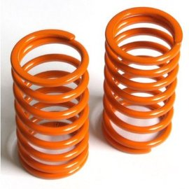 HARM Racing Feder lang (hinten) Big Bore progressiv, orange, medium, 2 Stk.