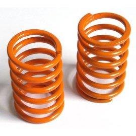 HARM Racing Demperveer kort (voor)  Big Bore Linear Orange, medium, 2 stuks