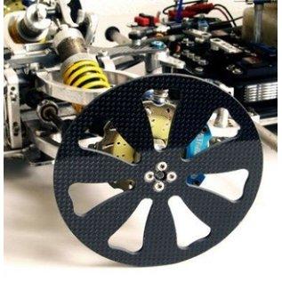 HARM Racing Carbon setupschijven 2st.