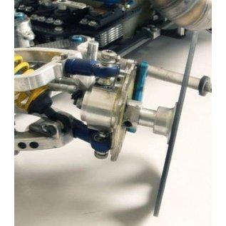 HARM Racing CFK/Carbon Setup-Einstellscheiben, 2 Stk