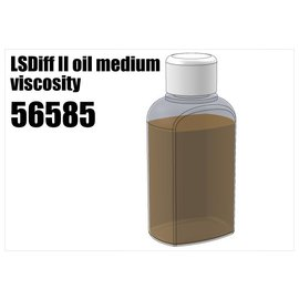 RS5 Modelsport LSDiff II oil medium viscosity