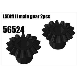 RS5 Modelsport LSDiff II main gear 2pcs