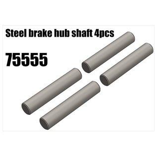RS5 Modelsport Steel brake hub shaft 4pcs