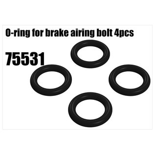 RS5 Modelsport O-ring for brake airing bolt 4pcs