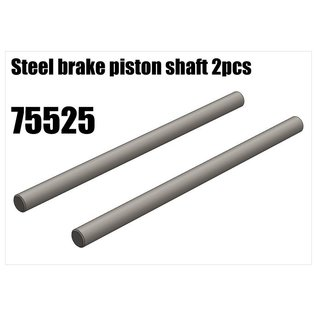 RS5 Modelsport Steel brake piston shaft 2pcs