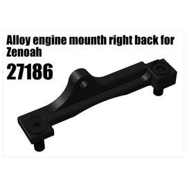 RS5 Modelsport Alloy engine mount right back for Zenoah