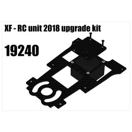 RS5 Modelsport XF - RC unit 2018 upgrade kit