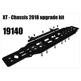 RS5 Modelsport XT - Chassis 2018 upgrade kit