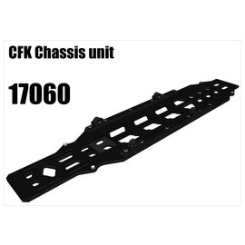 RS5 Modelsport CFK Chassis unit