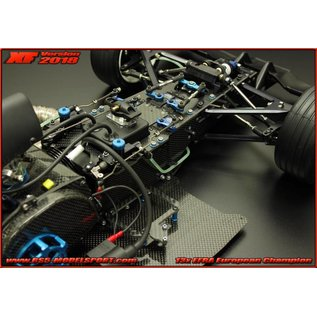RS5 Modelsport XF 2019 Formula One Chassis kit