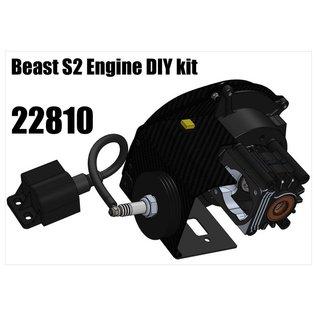 RS5 Modelsport Beast S2 Engine DIY kit