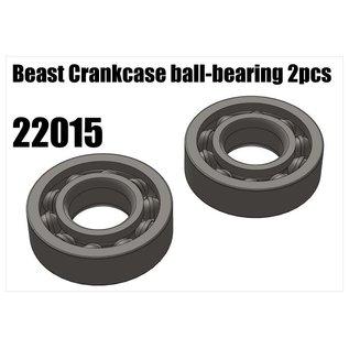 RS5 Modelsport Beast Crankcase ball-bearing 2pcs