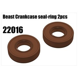 RS5 Modelsport Beast Crankcase seal-ring 2pcs
