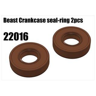 RS5 Modelsport Beast Crankcase seal-ring 2pcs