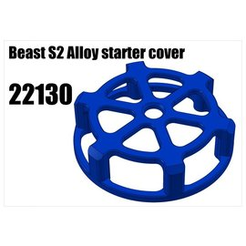 RS5 Modelsport Beast S2 Alloy starter cover