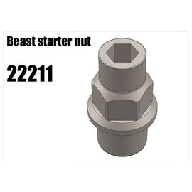 RS5 Modelsport Beast starter nut