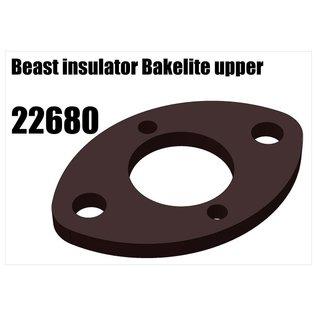 RS5 Modelsport Beast insulator Bakelite upper