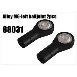 RS5 Modelsport Alloy M6-left balljoint
