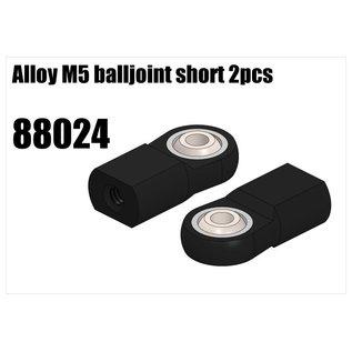 RS5 Modelsport Alloy M5 balljoint short 2pcs