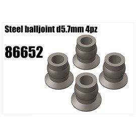 RS5 Modelsport Steel balljoint d5.7mm