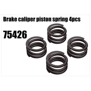 RS5 Modelsport Brake caliper piston spring 4pcs