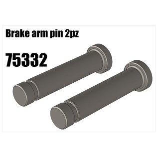 RS5 Modelsport Brake steel arm pin 2pcs