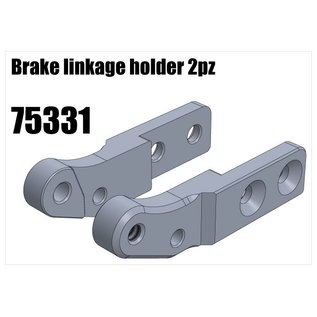 RS5 Modelsport Brake alloy linkage holder 2pcs