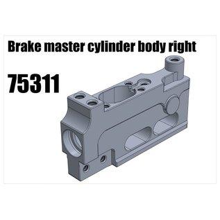 RS5 Modelsport Brake alloy master cylinder body right