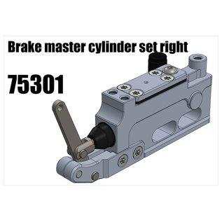 RS5 Modelsport Brake master cylinder set right