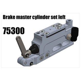 RS5 Modelsport Brake master cylinder set left