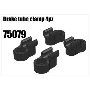 RS5 Modelsport Brake tube clamp 4pcs
