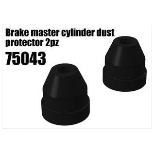 RS5 Modelsport Brake rubber dust protector for master cylinder 2pcs