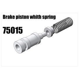 RS5 Modelsport Brake plastic piston with spring