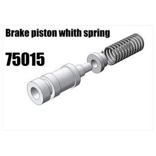RS5 Modelsport Brake plastic piston with spring
