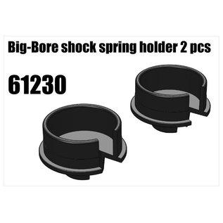 RS5 Modelsport Shock's plastic spring holder 2pcs