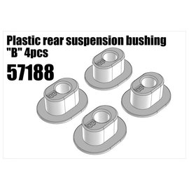 "RS5 Modelsport Plastic rear suspension bushing ""B"""