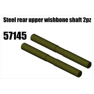 RS5 Modelsport Steel rear upper wishbone shaft 2pcs
