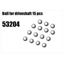 RS5 Modelsport Steel ball for driveshaft