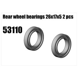 RS5 Modelsport Wheel bearing 17x26x5