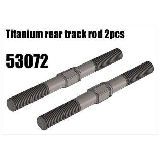 RS5 Modelsport Titanium rear track rod 2pcs