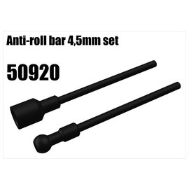 RS5 Modelsport Anti-roll bar 4,5mm set
