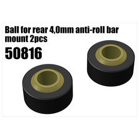 RS5 Modelsport Plastic ball joint for anti-roll bar holder 4mm