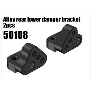 RS5 Modelsport Alloy rear lower damper bracket 2pcs