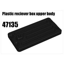 RS5 Modelsport Plastic reciever box upper body