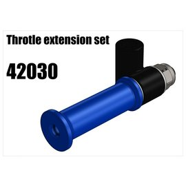 RS5 Modelsport Throtle extension set